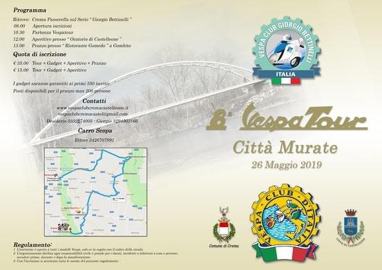 """Crema - 8° Giro delle """"Città murate"""""""