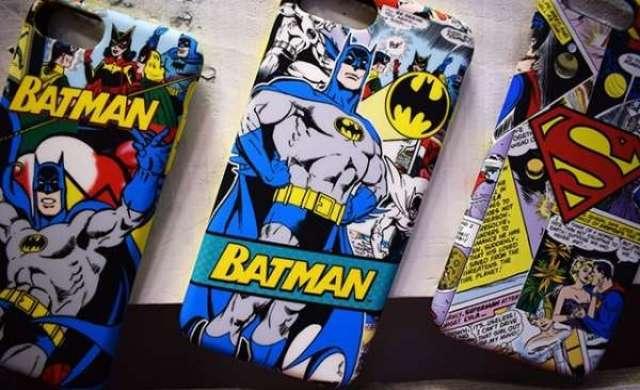 I supereroi entrano nei Cover Store, grazie alla collaborazione con Warner Bros