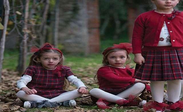 Giolina: abitini natalizi di qualità per i tuoi bimbi e una storia speciale da raccontare