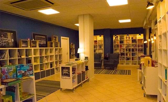 Che 'La Storia' abbia inizio:  libri per grandi e piccini,  nella nuova libreria cremasca