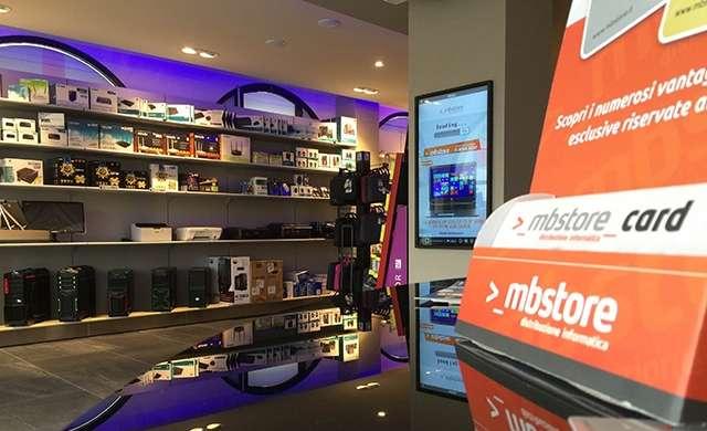 MBStore, l'informatica a Crema