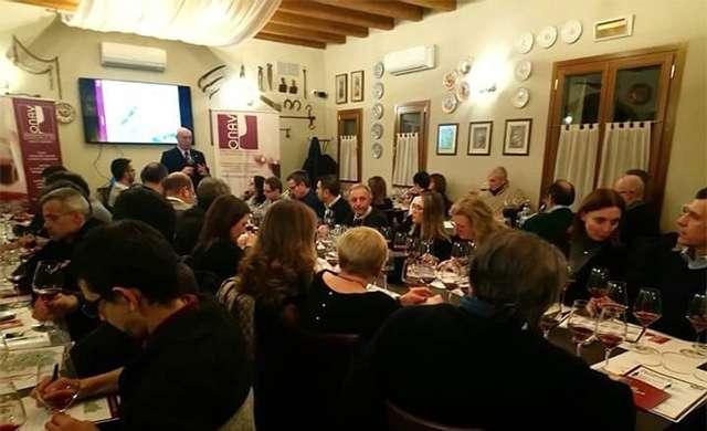 ONAV, corso per assaggiatori di vino a Ripalta Cremasca