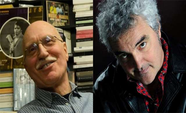 Gianni Del Savio e Massimo Bubola a Crema ospiti della Libreria La Storia