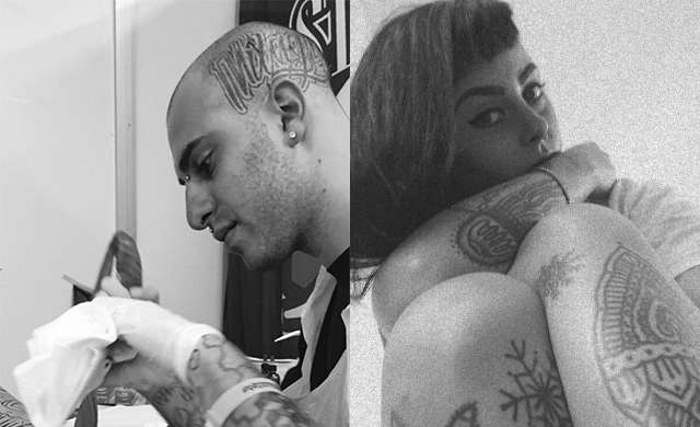 I cremaschi Luciano Bruno e Silvia Pepe protagonisti al Tatuami Tattoo Convention