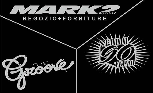 Abbigliamento by Studio90tattoo, Mark2 e The Groove