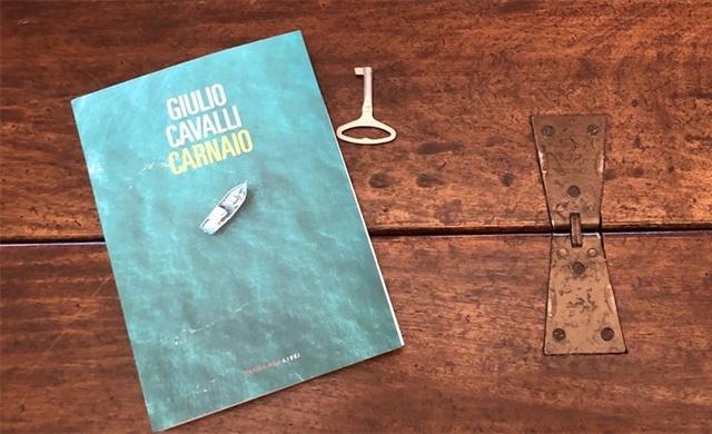 """Giulio Cavalli ospite della Libreria La Storia. Presenterà il suo ultimo libro """"Carnaio"""""""