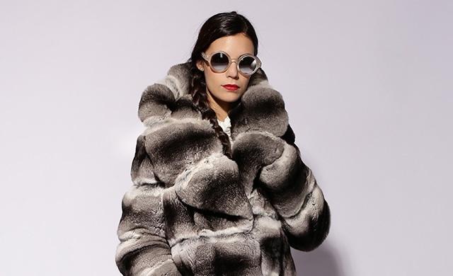 Ornella Piacentini e la nuova concezione della pelliccia
