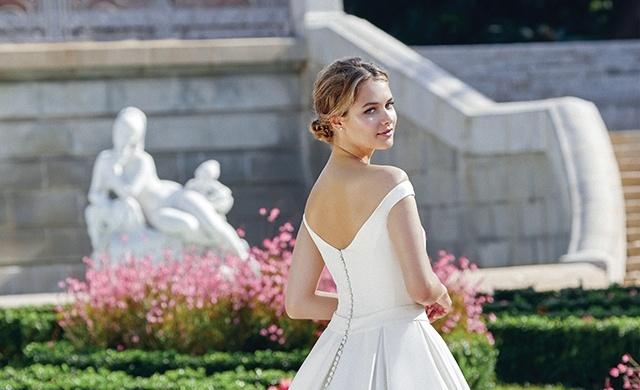 Piacentini Ornella, abiti da sposa e cerimonia