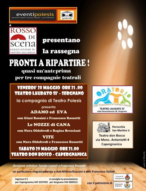 Locandina evento