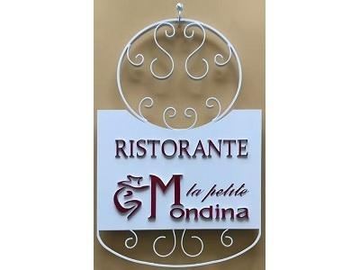Logo La Petite Mondina