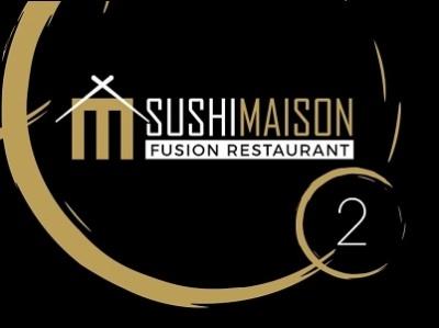 Logo Sushi Maison 2