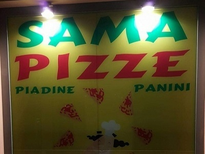 Logo Sama Pizze
