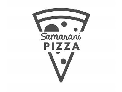 Logo Samarani Pizza