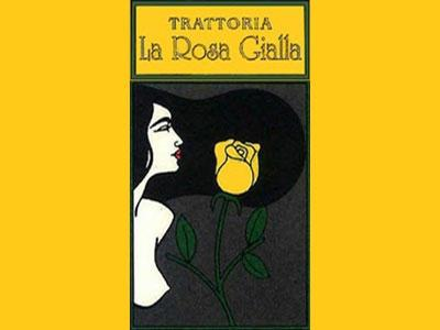 Logo La Rosa Gialla