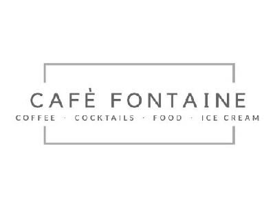 Logo Cafè Fontaine