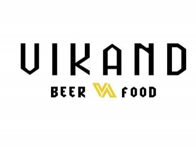 Logo Vikand Beer & Food