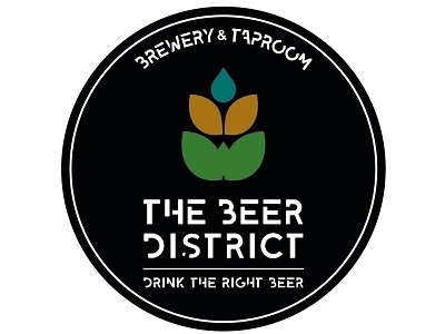 Logo The Beer District
