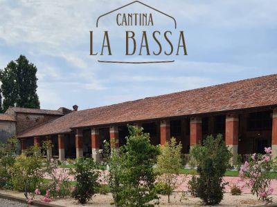 Logo Cantina La Bassa