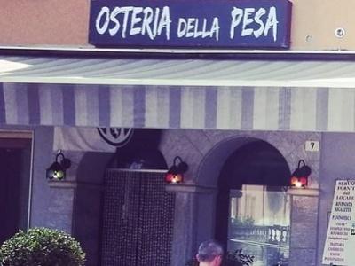 Logo Osteria della Pesa