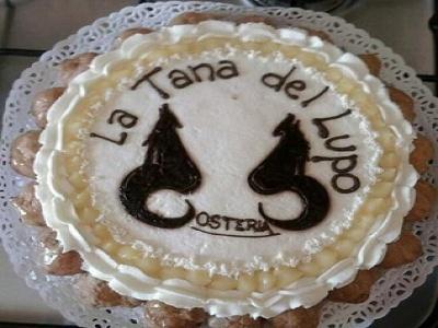 Logo La Tana del Lupo