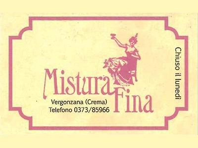 Logo Mistura Fina