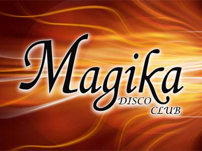 Logo Magika Disco