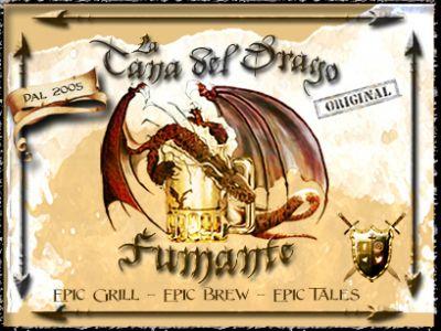 Logo La tana del drago fumante