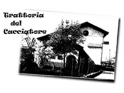 Logo Trattoria del Cacciatore
