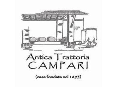 Logo Antica Trattoria Campari