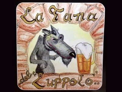Logo La Tana del Luppolo