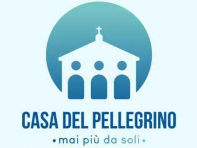 Logo Casa del Pellegrino