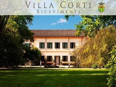 Logo Villa Corti