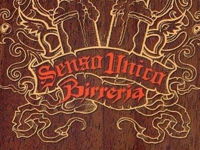 Logo Birreria Senso Unico