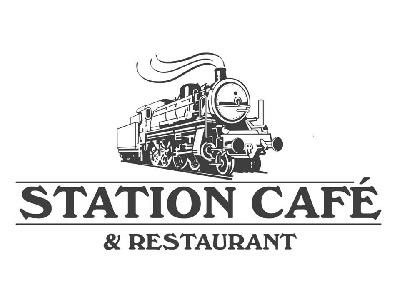 Logo Station Cafè