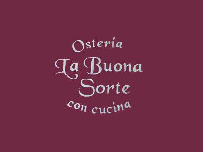 Logo Osteria La Buona Sorte