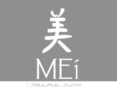 Logo Meì Soulful Sushi