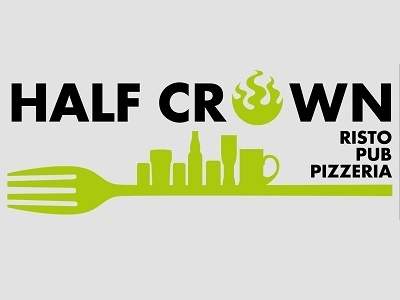 Logo Half Crown Pub