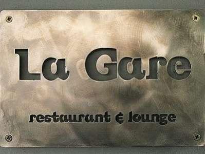 Logo La Gare