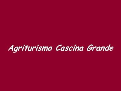 Logo Agriturismo Cascina Grande