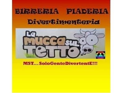 Logo La Mucca sul Tetto