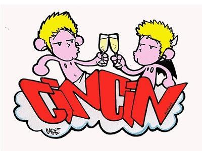 Logo Cin Cin Cafè