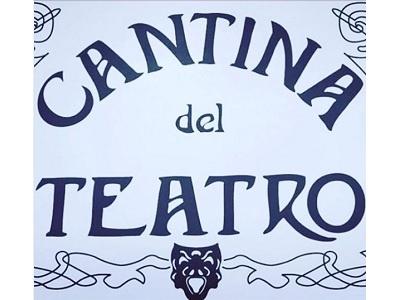 Logo Cantina del teatro