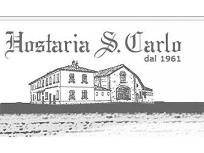 Logo Hostaria San Carlo