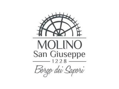 Logo Molino San Giuseppe - Borgo dei Sapori