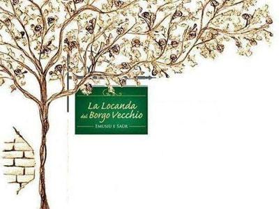Logo La Locanda del Borgo Vecchio - Da Tonino