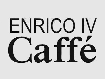Logo Enrico IV Caffè