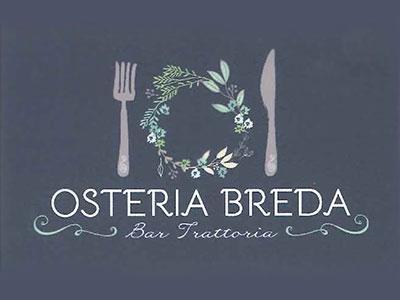 Logo Osteria Breda
