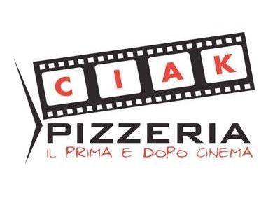 Logo Pizzeria Ciak