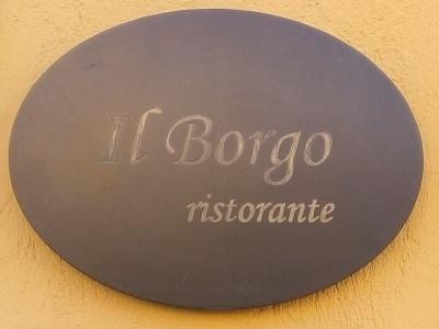Logo Il Borgo