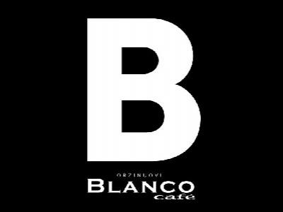 Logo Blanco Cafè